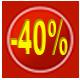 Скидка40%